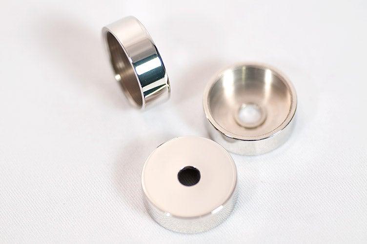 Image of Lightweight Bottom Caps