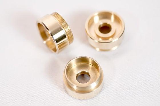 Image of Trumpet Valve Top Caps