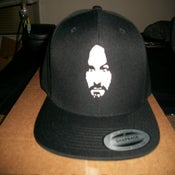 Image of CULT LEADER CLOTHING CHARLIE SNAPBACK (IN STOCK)