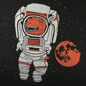 Image of Trex Astronaut T-shirt