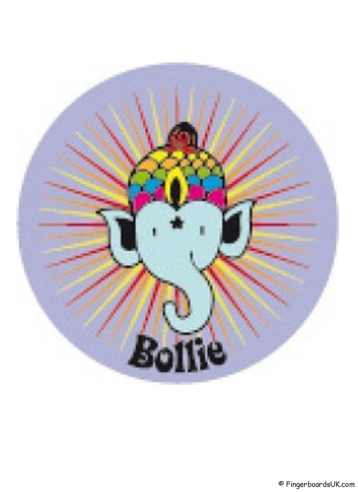 Image of Bollie Sticker Purple