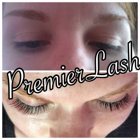 Image of Full Lash Extension