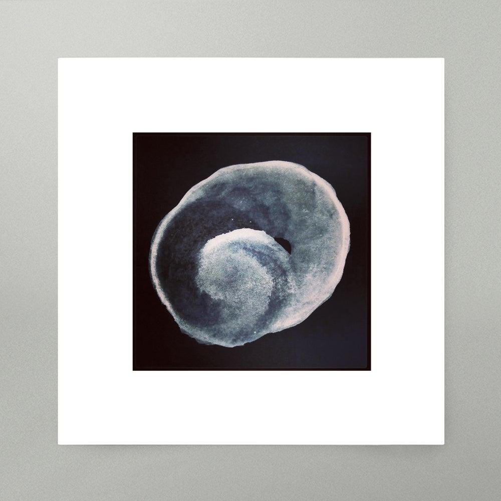 Image of By Hand : Single Stroke Negative Art Print