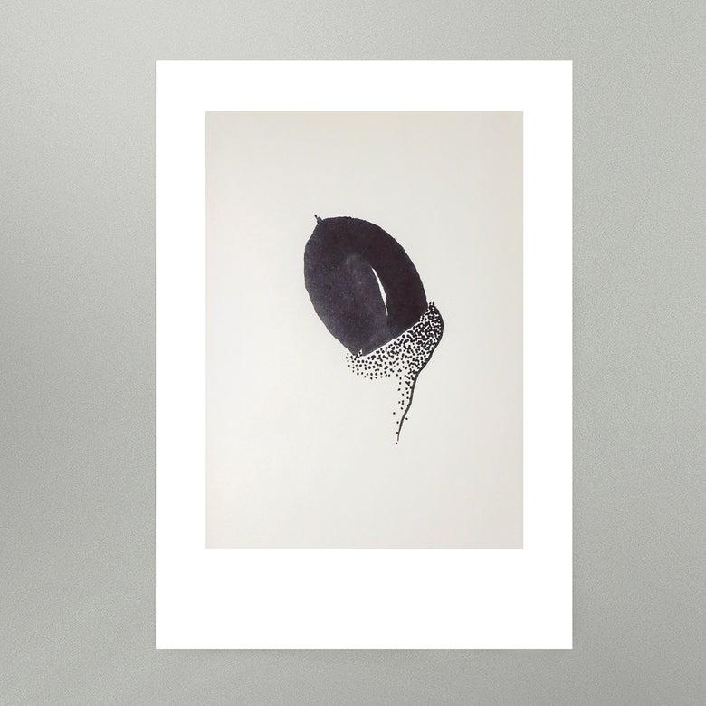 Image of Inktober : Acorn • Art Print