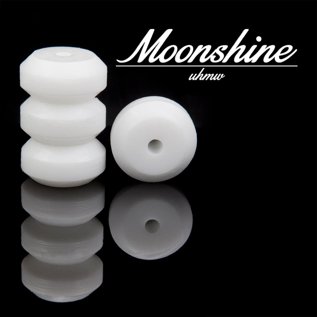 Image of WHITE: Moonshine UHMW Custom Anti Rockers