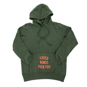 Image of FMFU Hoody (Green)