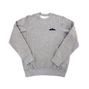 Image of Pyramid Crewneck (Gray)