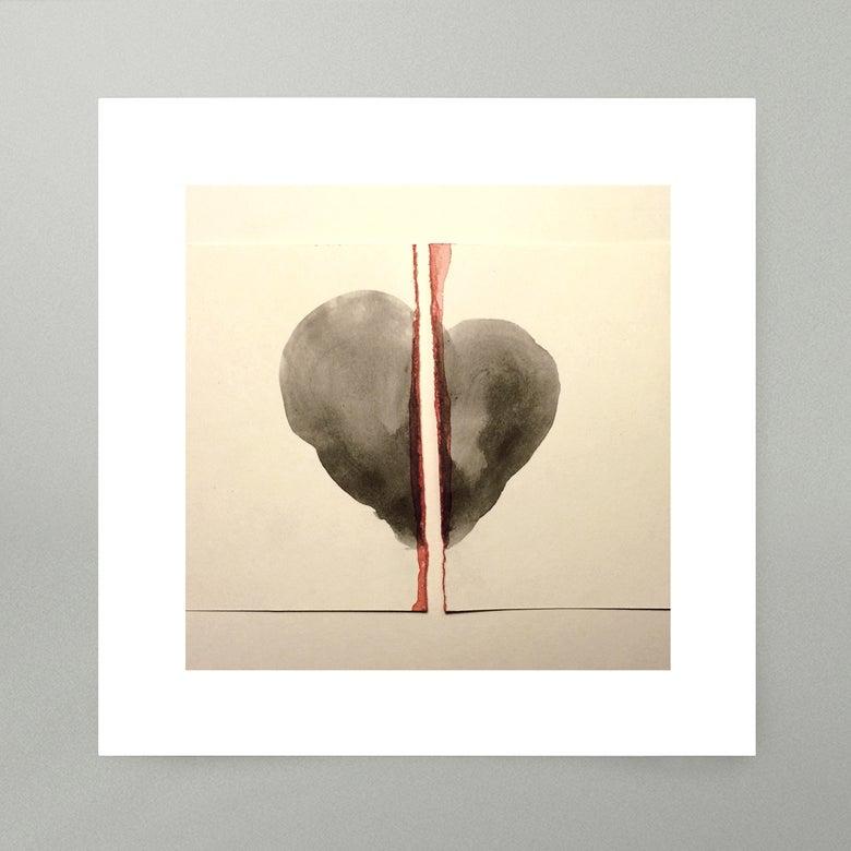 Image of Inktober : Torn • Art Print