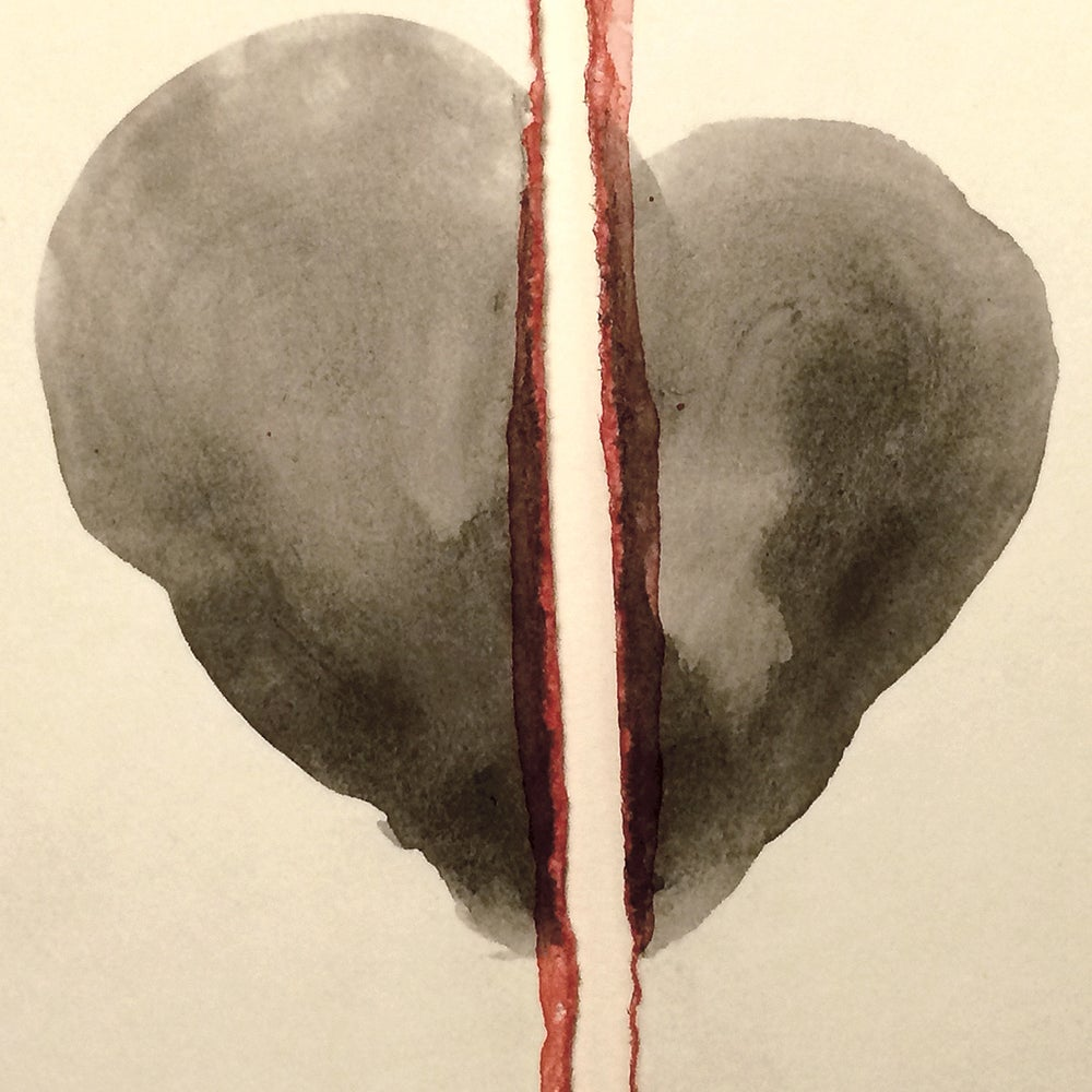 Image of By Hand : Torn Art Print