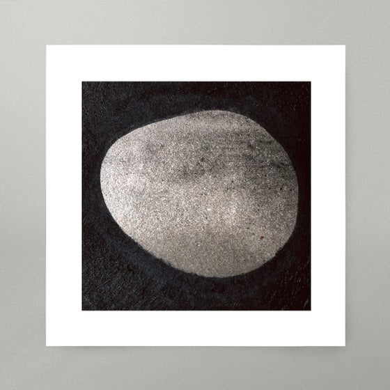 Image of By Hand : Pebble Art Print