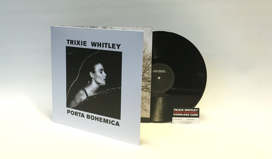 Image of Trixie Whitley - Porta Bohemica (LP+download)