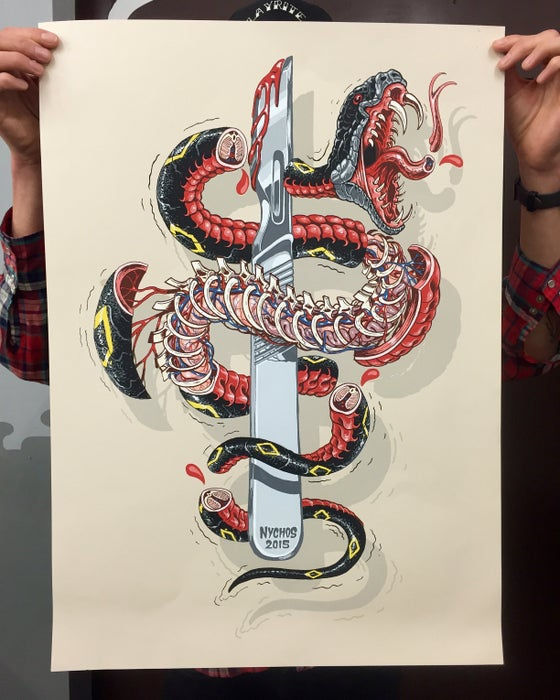 Image of NYCHOS slice for living
