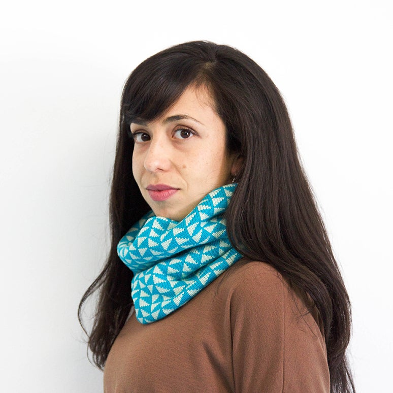 Image of Triangle Cowl