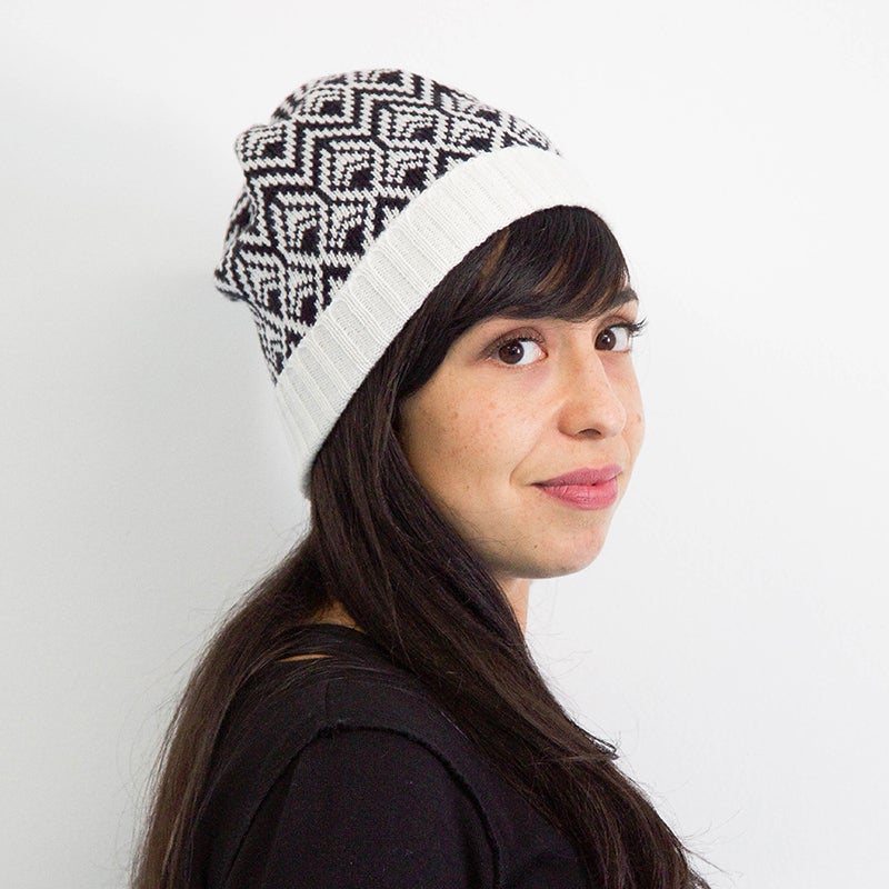 Image of Feather Beanie