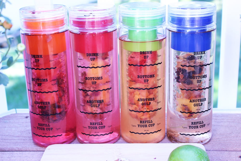Image of Infusion Water Bottles (20)
