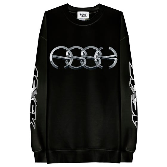 Image of OFF ROAD Sweatshirt - Black