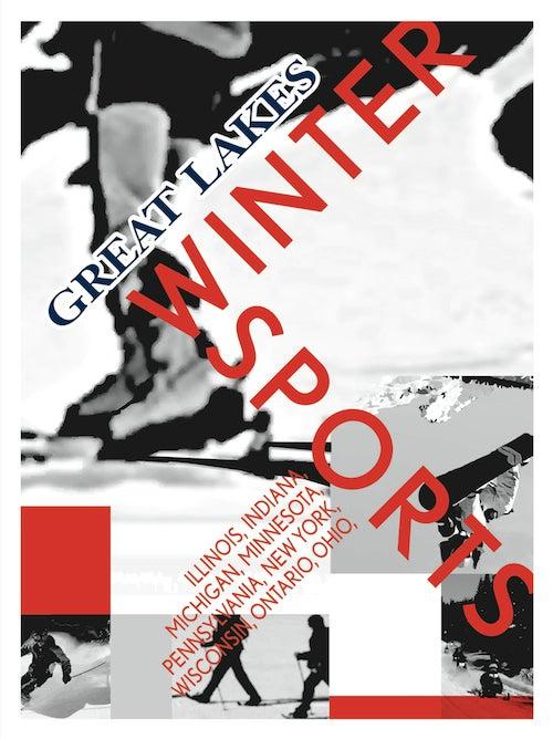 Image of Winter Sports 18x24 Print No. [017]