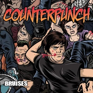Image of 'Bruises' Digipak CD