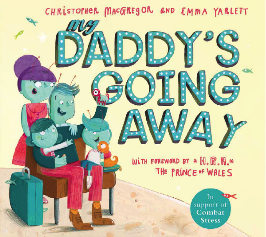 Image of My Daddy's Going Away - Quality Paperback