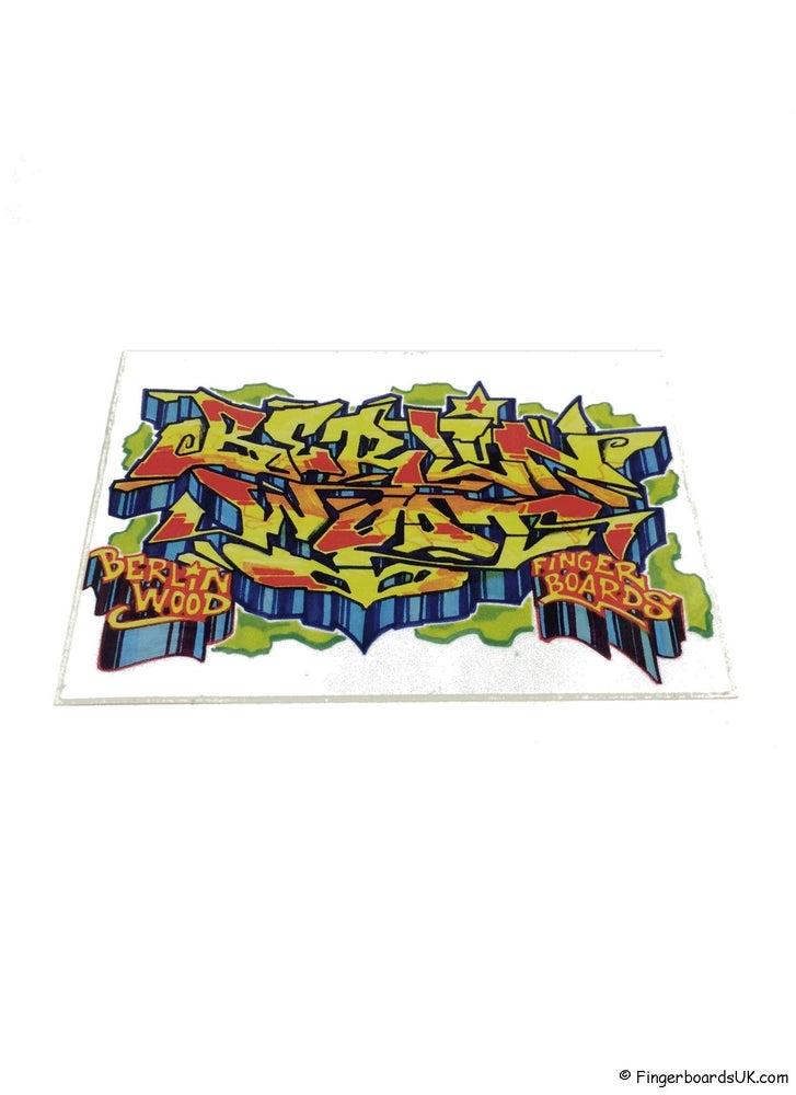 Image of Berlinwood Graffiti Sticker