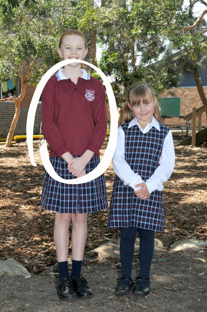 Narrabeen Lakes Public School Uniform Shop — Unisex Maroon ...