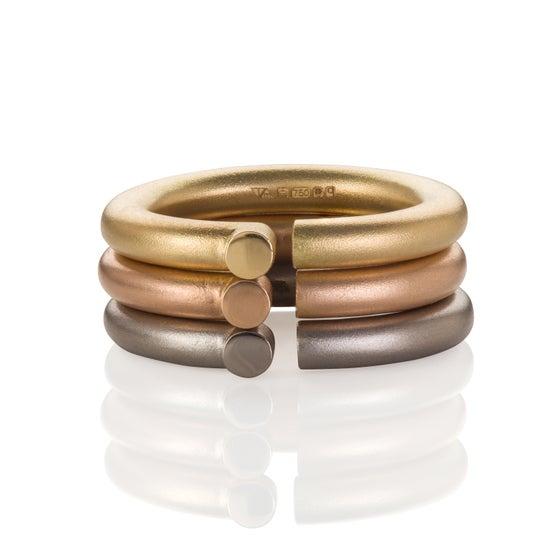 Image of Ring 'Parody gold'