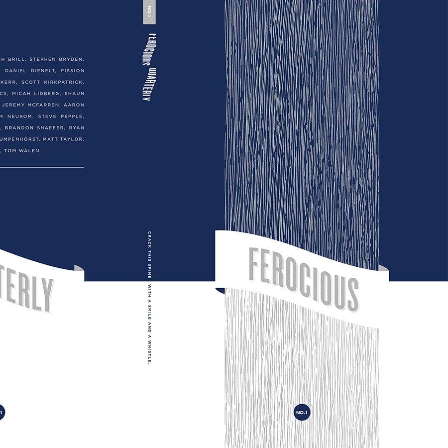 Image of Ferocious Quarterly No.1