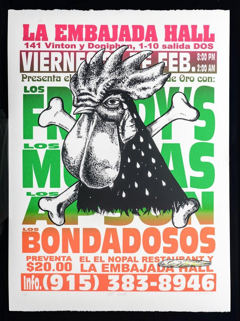 """Image of Los Dos """"El Gallo"""""""