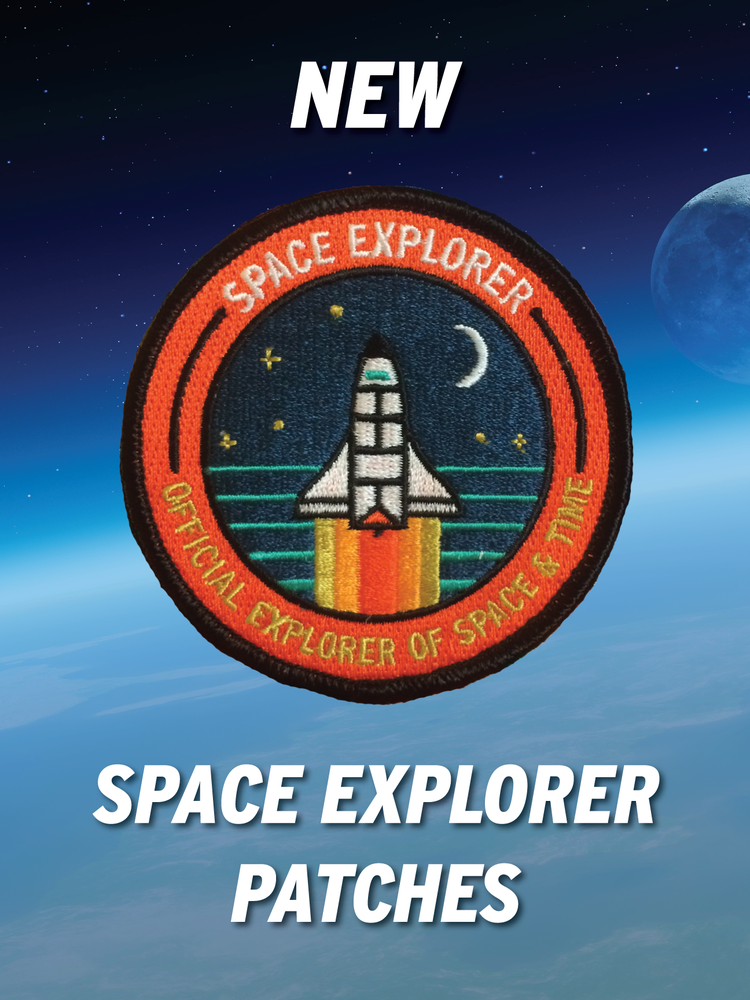 Image of Space Explorer Patch