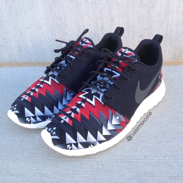 "Image of Custom Nike Roshe One ""Santa Fe"""