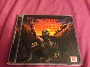 Image of No More Room In Hell CD (2015)
