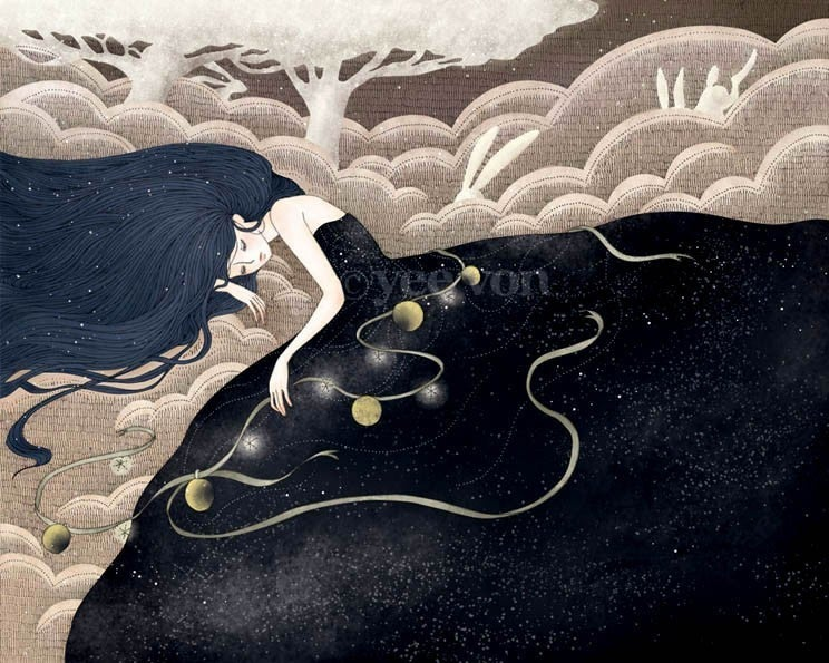 Image of Luna - Print