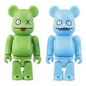 Image of BE@RBRICK UGLYDOLL OX & ICEBAT- BY MEDICOM  JAPAN
