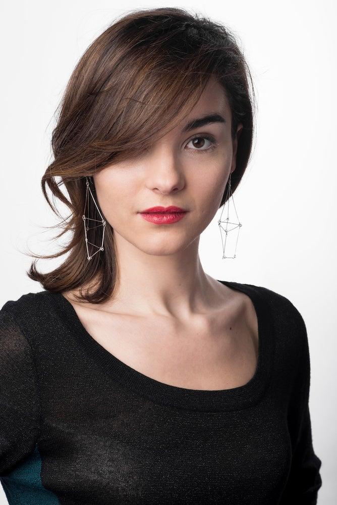Image of Pendantes Cassiopée