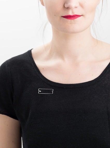 Image of L'Essentiel : broche rectangle