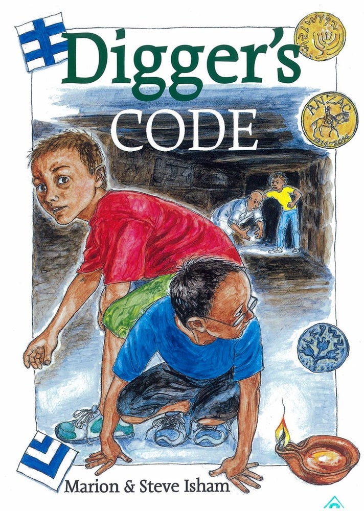 Image of Digger's Code