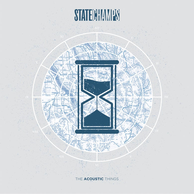Image of State Champs - The Acoustic Things CD