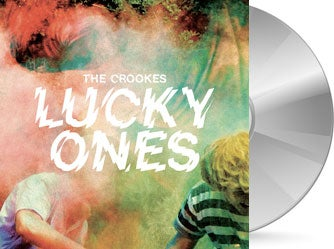 Image of Pre-Order: The Crookes - Lucky Ones CD
