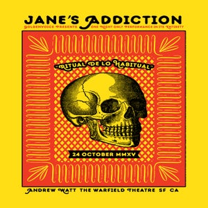Image of Jane's Addiction - San Francisco 2015