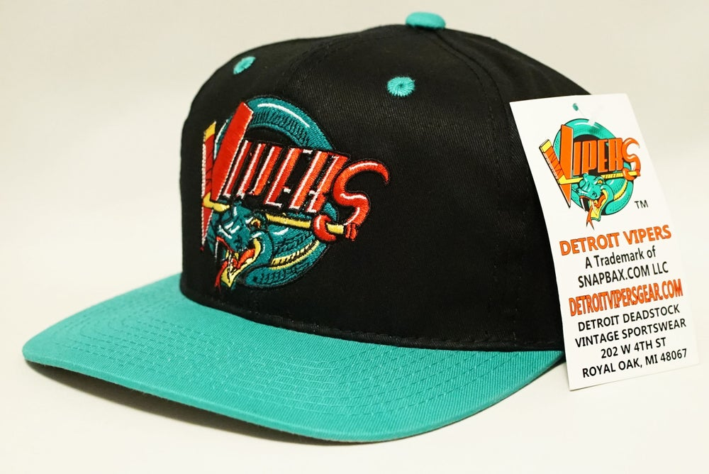 Image of Detroit Vipers Snapback by Youngan