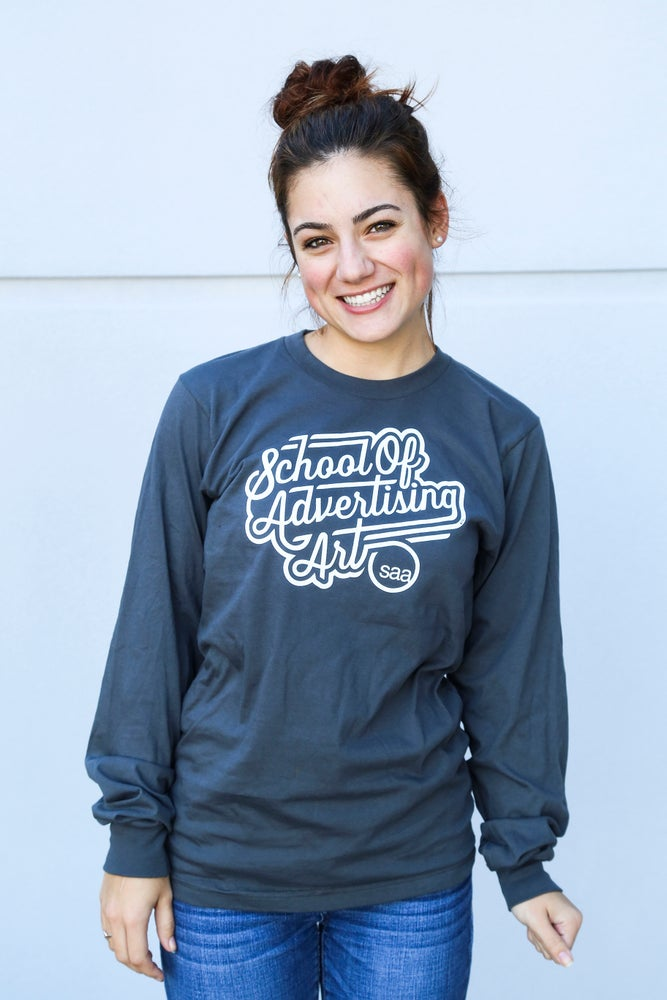 Image of SAA Script Long Sleeve