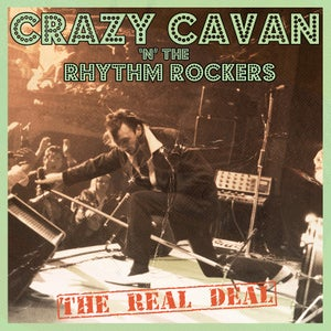 """Image of """"REAL DEAL"""" - NEW RELEASE! - Catalogue Number: CRCD16 (CD)"""
