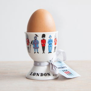 Alice Tait 'London Soldiers' Egg Cup - Alice Tait Shop