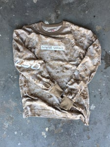 Image of DV Season 777 Camo Long Sleeve
