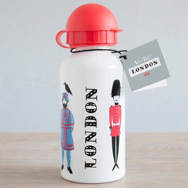 Alice Tait 'London' Water Bottle (For Children) - Alice Tait Shop