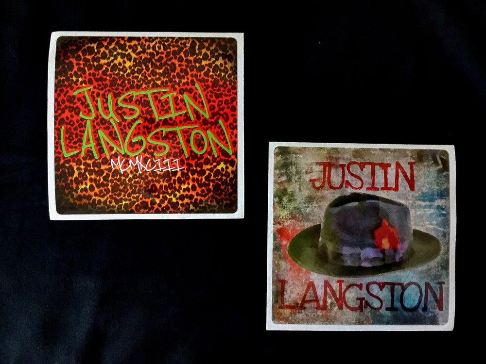 Image of Limited Edition Stickers