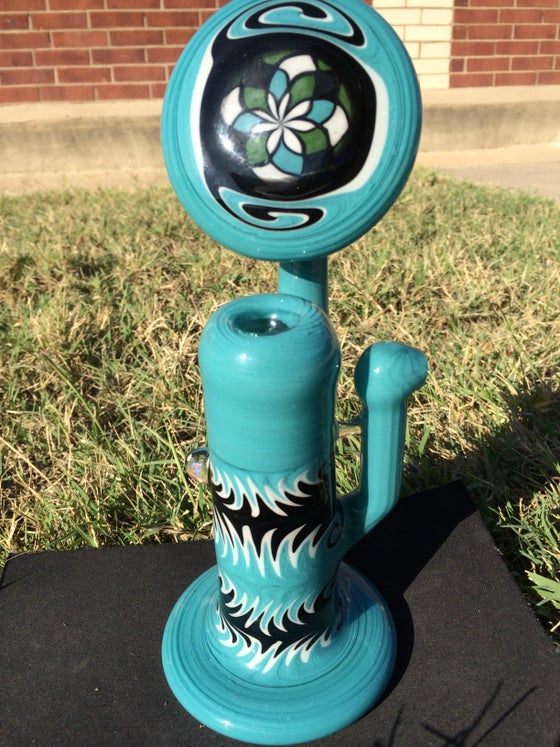 Image of Sean Sanders Bubbler Blue( Only 1 Available )