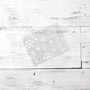 Image of Mini Snowflake Cello Bag