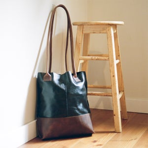 Image of sage tote