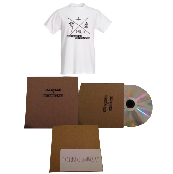 Image of Bundle Deal - T-Shirt & EP